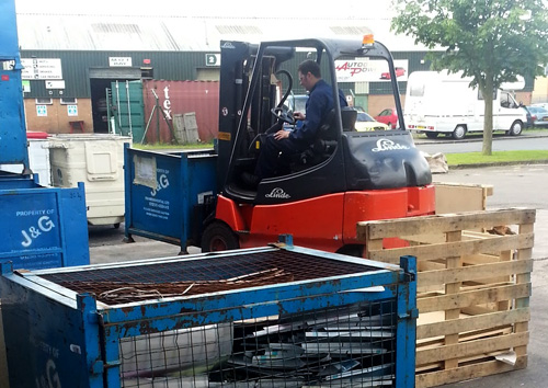 Proper Training Helps Avoid Forklift Accidents