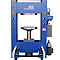 Forklift tire press with a quality motor